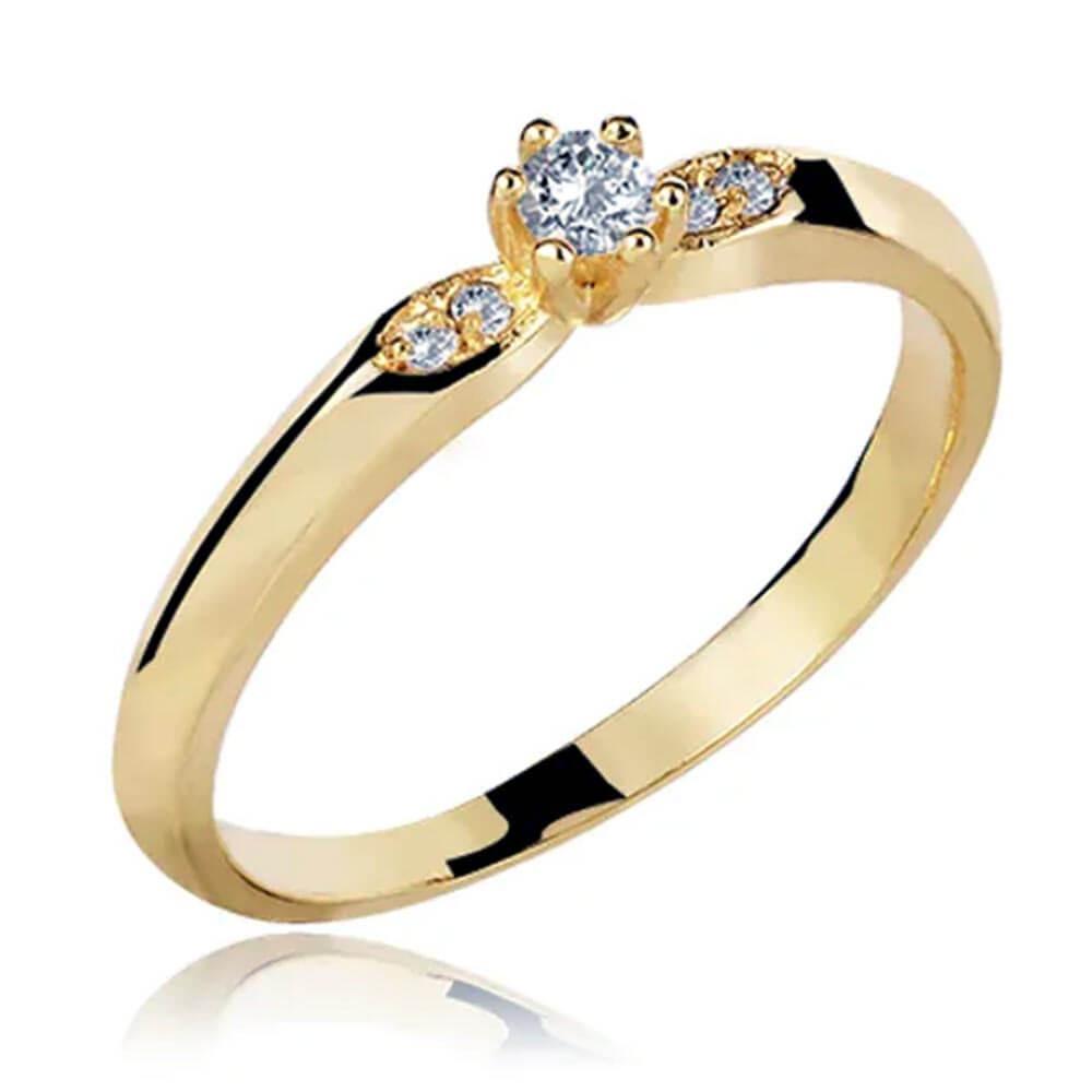 Anel de Ouro Kiara Crystalis Colors