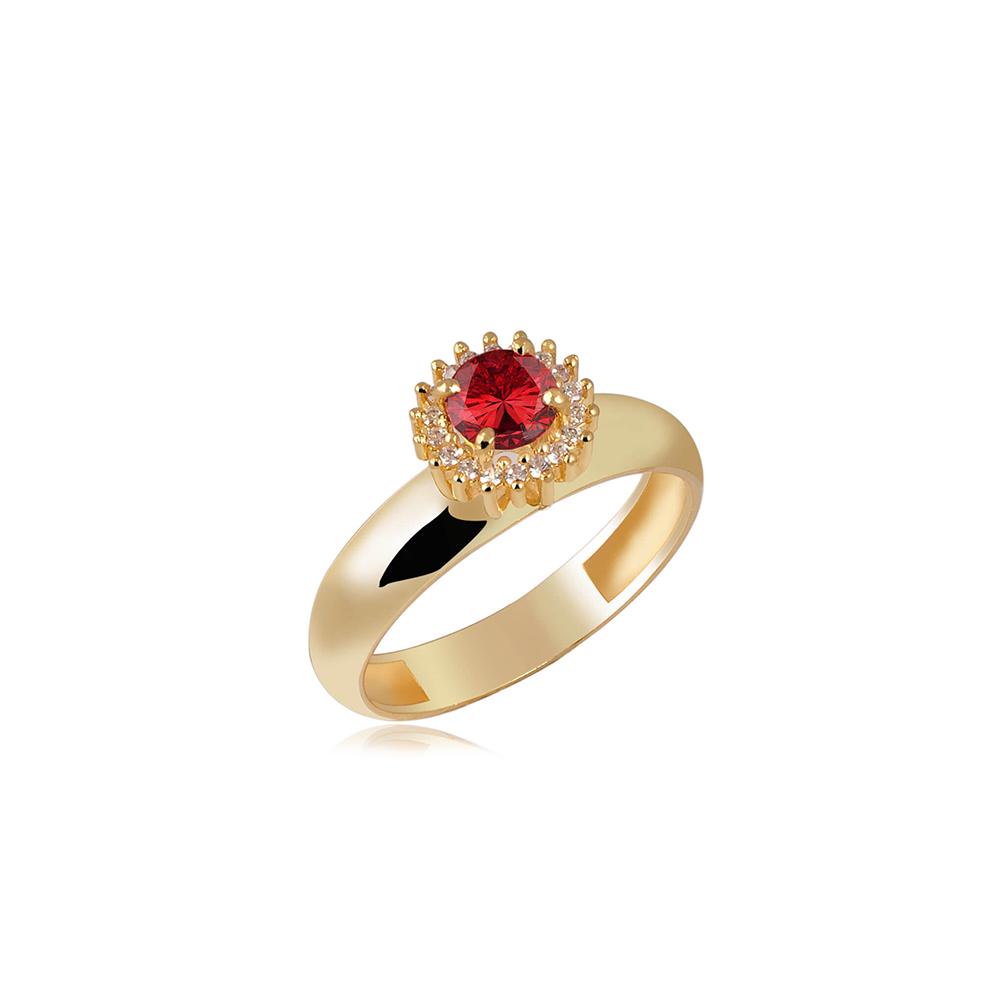 Anel de Formatura em Ouro Sapientiae Natural Diamonds