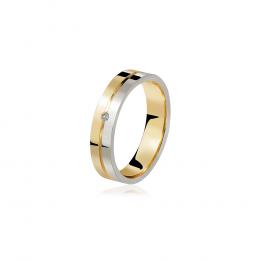 Alianças de Ouro Amabella Diamonds